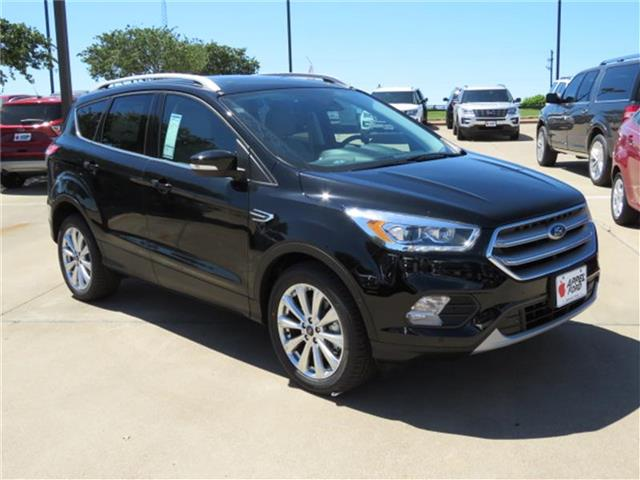 New Ford Escape Titanium Suv In Brenham Appel Ford